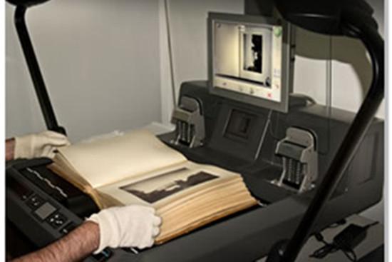 escaner antiguo